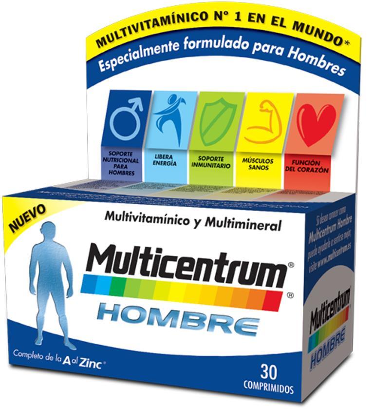 Multicentrum multivitaminico