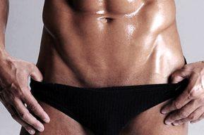 La depilación genital para hombres, algunas soluciones