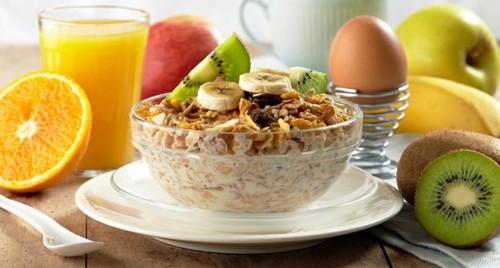 alimentos desayunos saludables