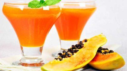 Dieta de la papaya para adelgazar rápido