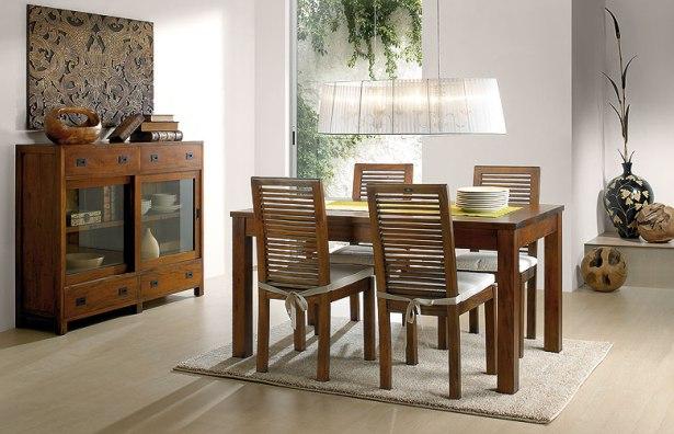 Consejos para elegir la mejor mesa para tu comedor