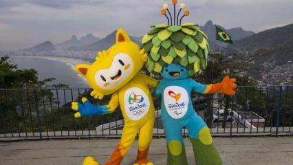 Mascotas Olímpicas 2016