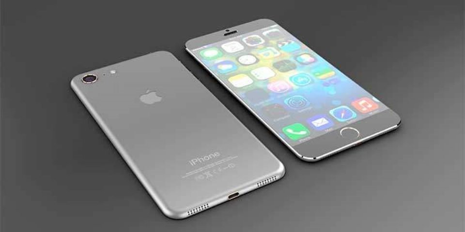Nuevo iPhone 7 de Apple 1