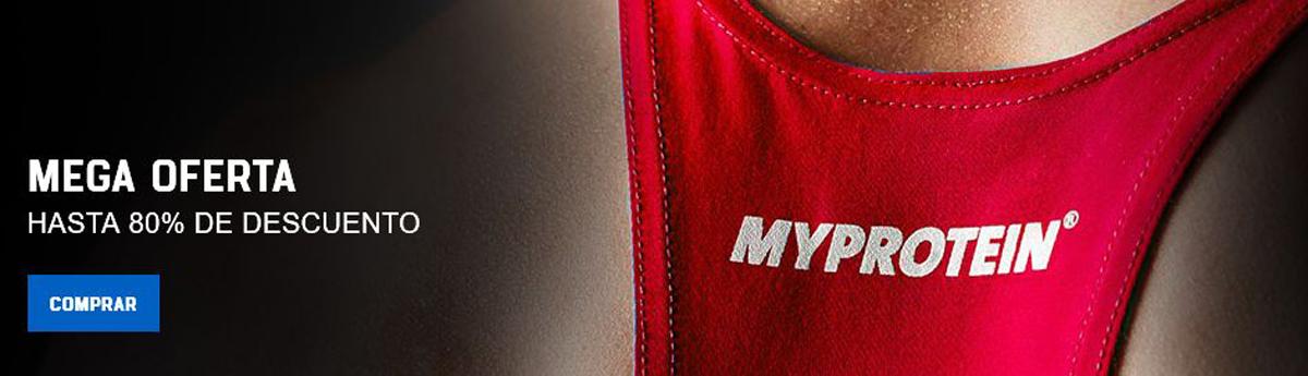Oferta Myprotein