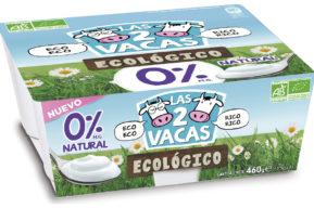 Nuevos yogures Las 2 Vacas