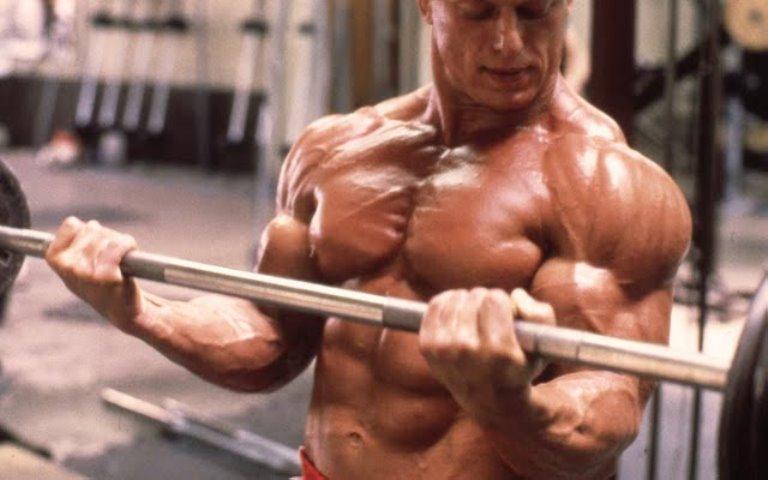 Musculación, las dos fases del movimiento concentrico y excentrico