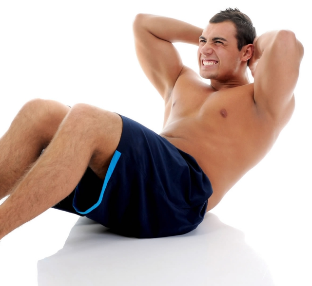 Musculación abdominales