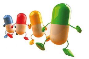 Vitaminas para una dieta equilibrada