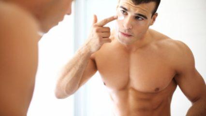 Belleza masculina, cuidados de la piel según la edad