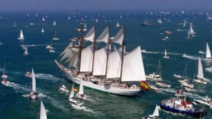 Regata de los grandes veleros