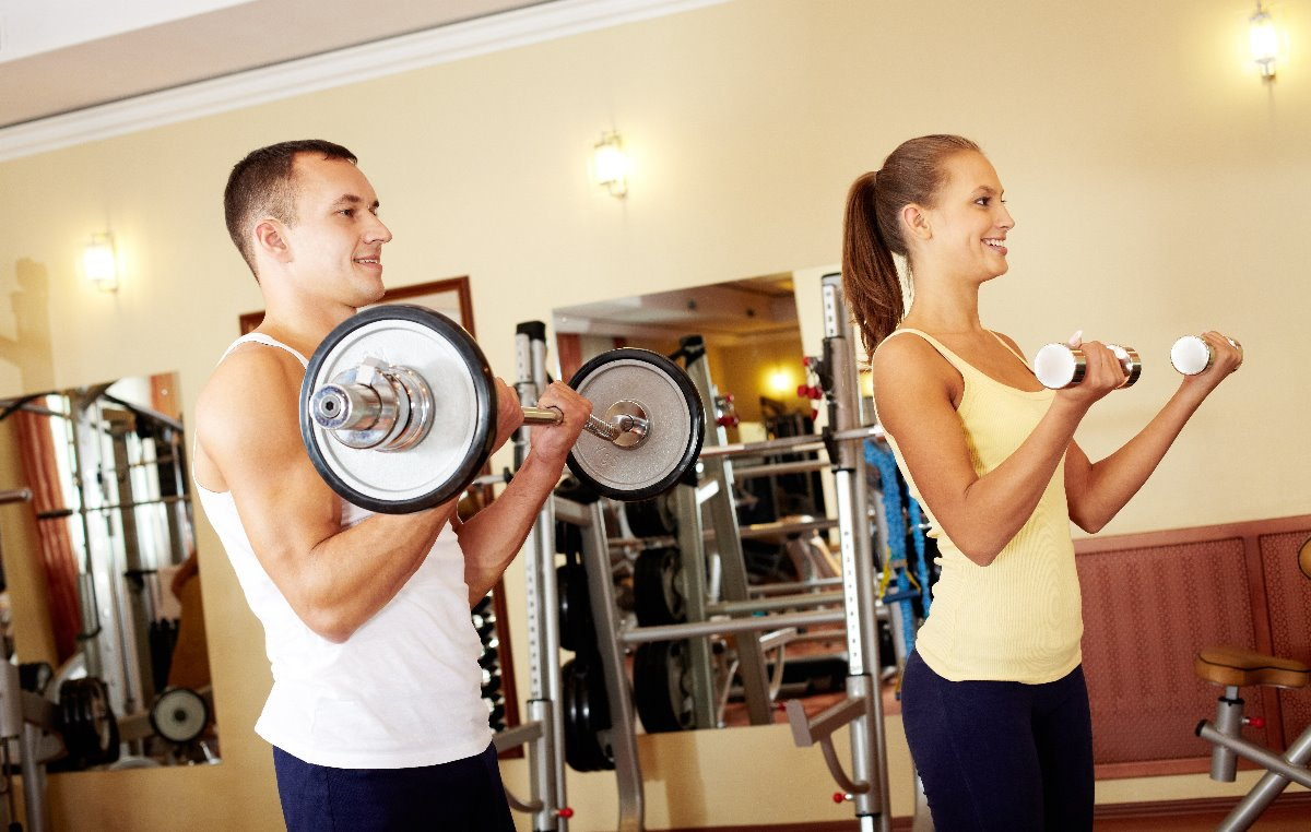 Rutina básica de musculación para principiantes