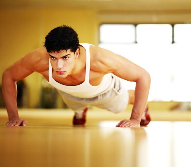 5 ejercicios para trabajar la musculatura de los pectorales