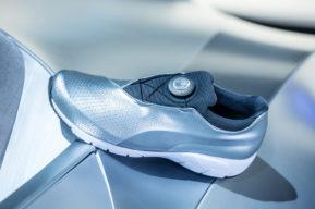Las zapatillas del futuro de BMW y Puma son espléndidas