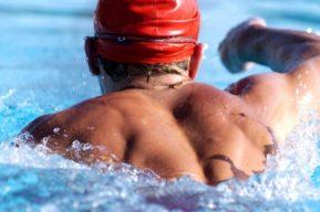 Los 5 principales movimientos para trabajar en el agua