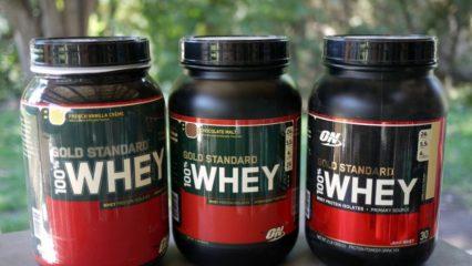 Proteína de whey natural y de alta calidad nutritiva