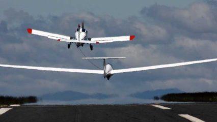 Vivir la experiencia de volar en un avión sin motor