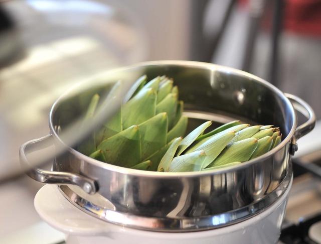Cu les son los modos de cocci n mejores para la salud for Cocinar alcachofas al vapor