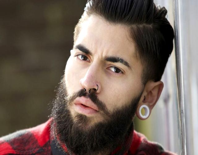 El minoxidil para el crecimiento de la barba - Punto Fape