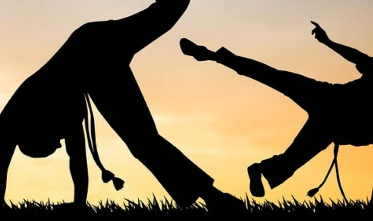 Capoeira Angola y Regional