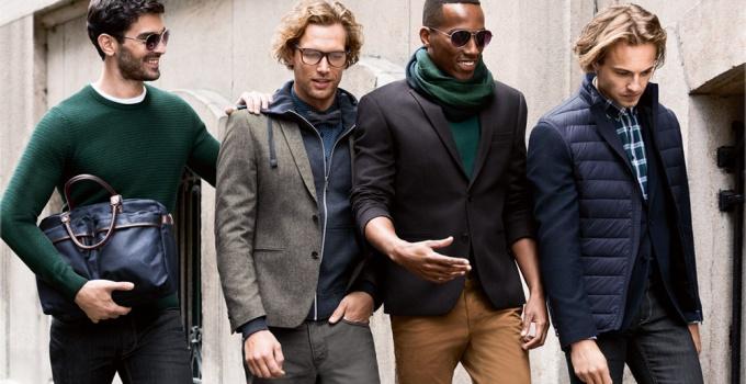 Complementos de moda para hombre otoño invierno 2016-2017