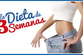 La Dieta de las 3 Semanas, adelgazar saludablemente