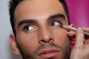 5 etapas en el maquillaje para hombres