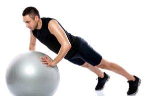 La práctica del Pilates específica para hombres