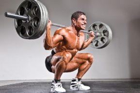 El squat completo y profundo para un trabajo muscular intenso