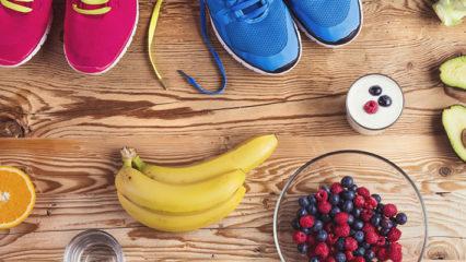 Consumo calórico y alimentación en la actividad deportiva