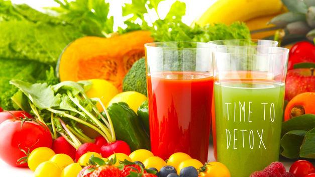 Dieta Detox para después de las fiestas 2