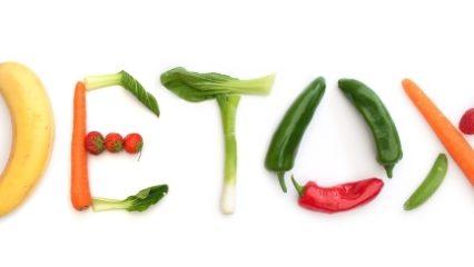 Dieta Detox para después de las fiestas