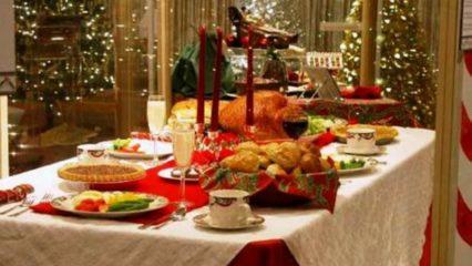 Dieta saludable en Navidad y Año Nuevo