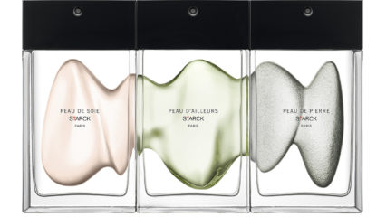 3 Perfumes innovadores de Philippe Starck