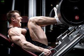 Las repeticiones negativas en musculación