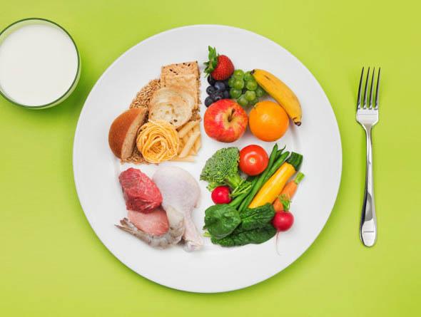 Buena alimentacion para adelgazar