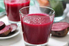 El zumo de remolacha ideal para combatir la hipertensión