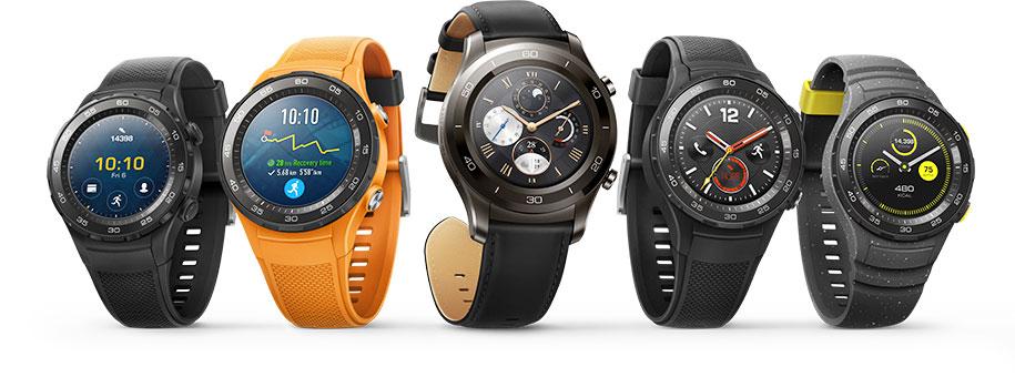 """Huawei Watch 2 """"El reloj de la Actividad"""""""