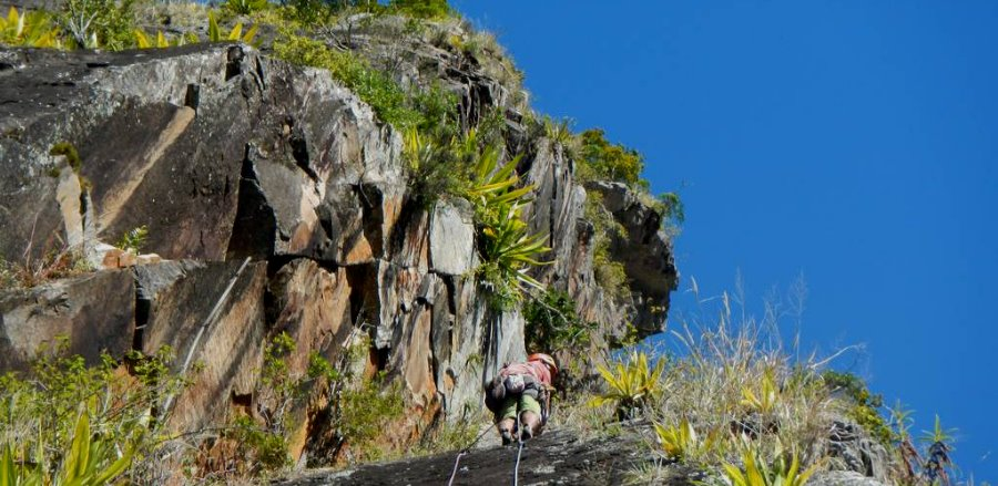 Isla Reunión, el paraíso del barranquismo 1