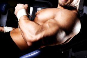 El trabajo de los antebrazos con ejercicios de flexión en pronación