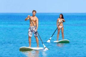 Verano y Paddel Surf