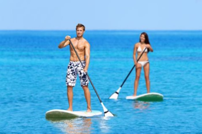 Verano y Paddel Surf 1
