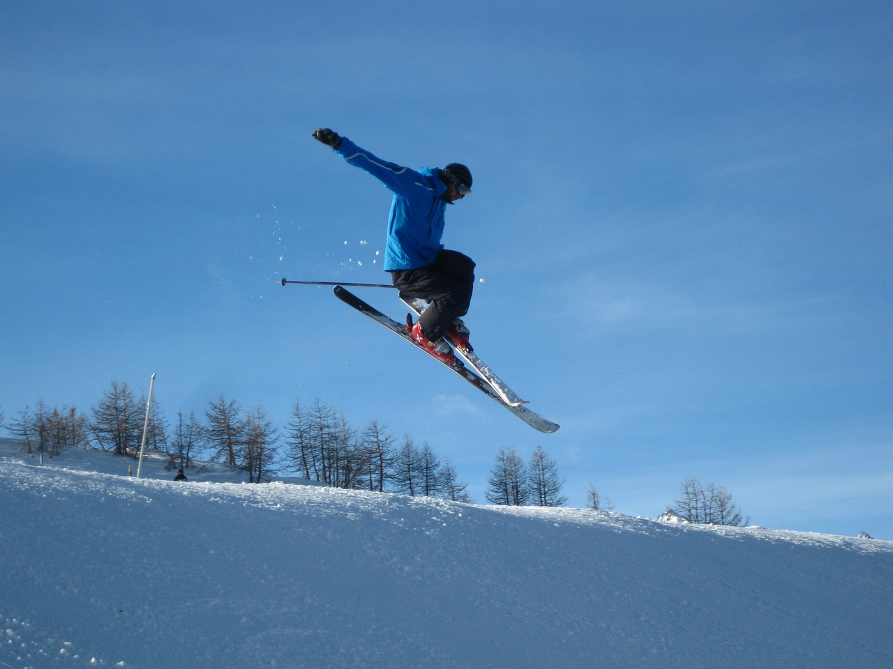 Esquiadores: No esperéis hasta fin de año y volver a esquiar hoy 2
