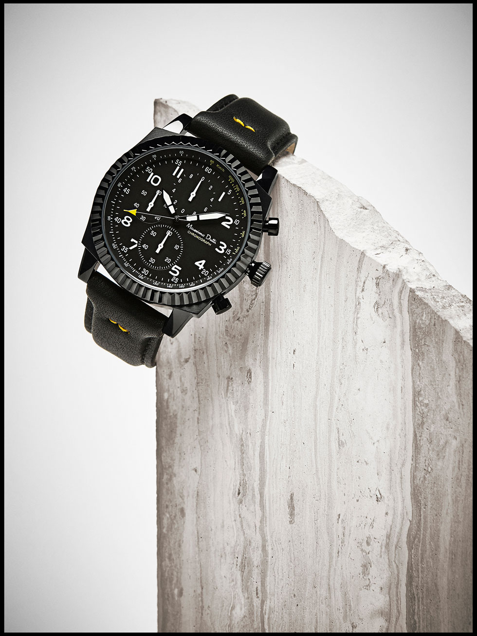 Lo ultimo en relojes masculinos de Massimo Dutti 7