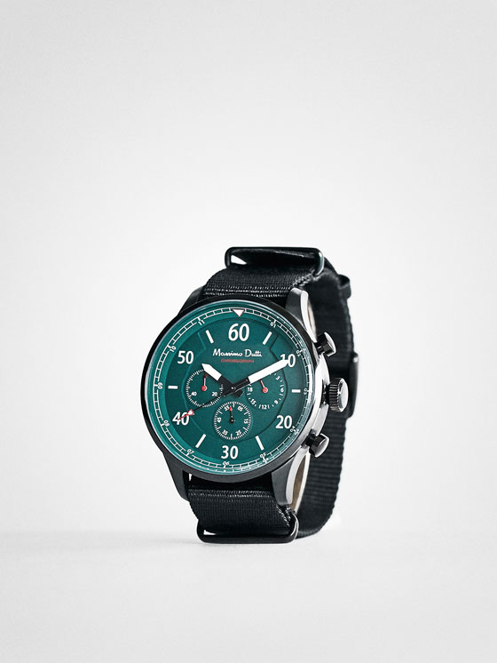 Lo ultimo en relojes masculinos de Massimo Dutti 6