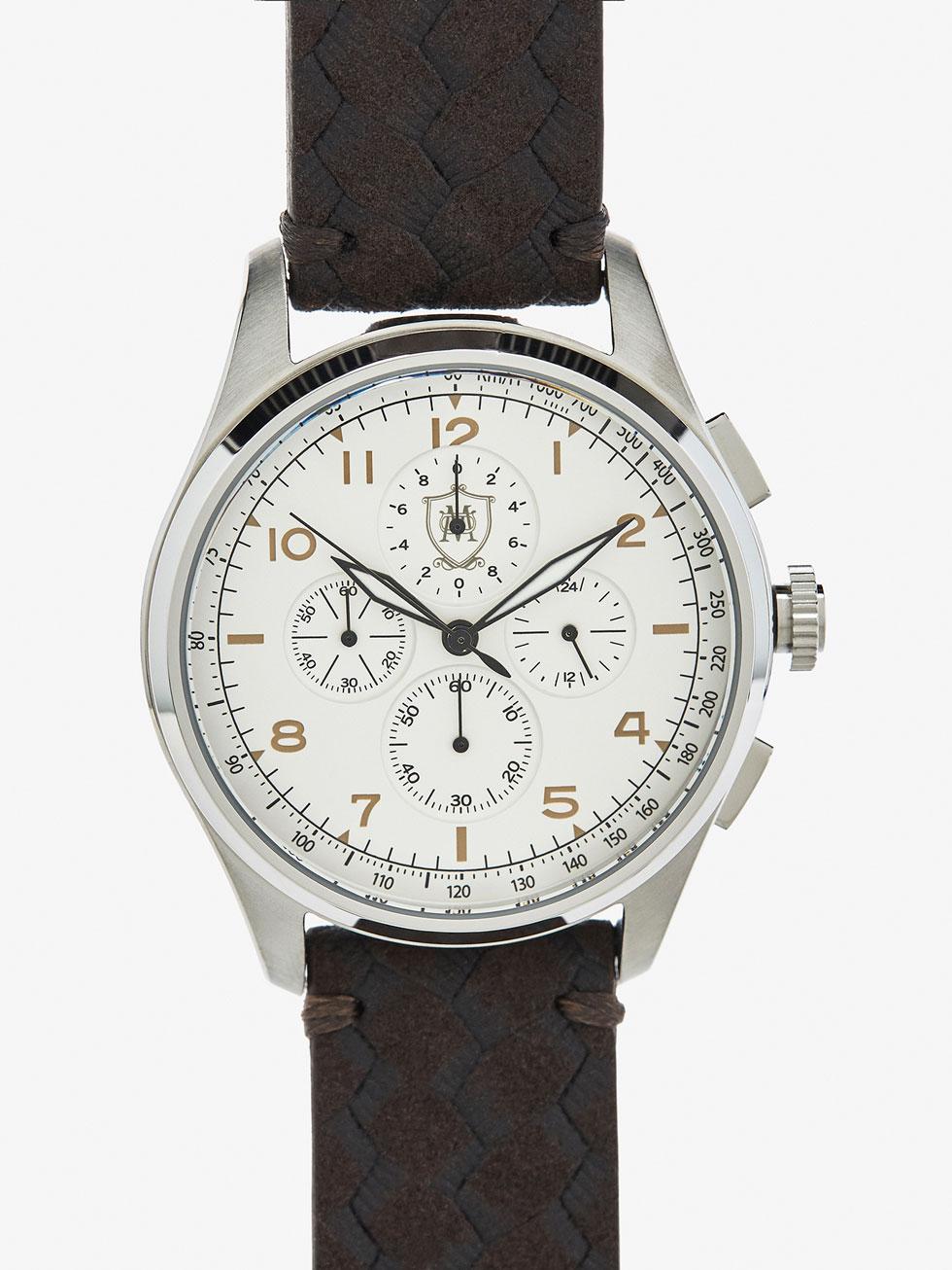 Lo ultimo en relojes masculinos de Massimo Dutti 4