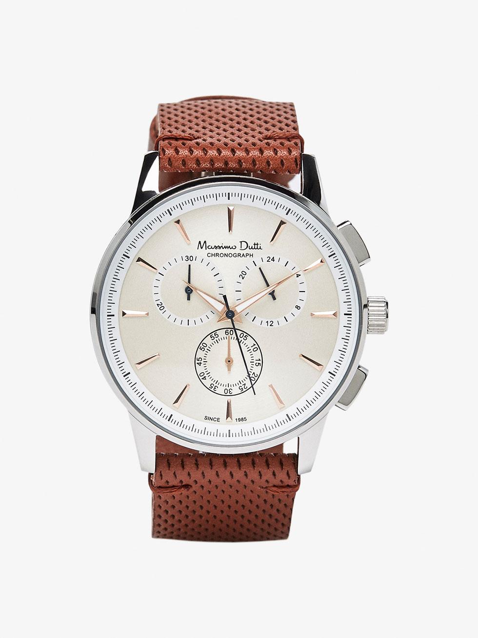 Lo ultimo en relojes masculinos de Massimo Dutti 5