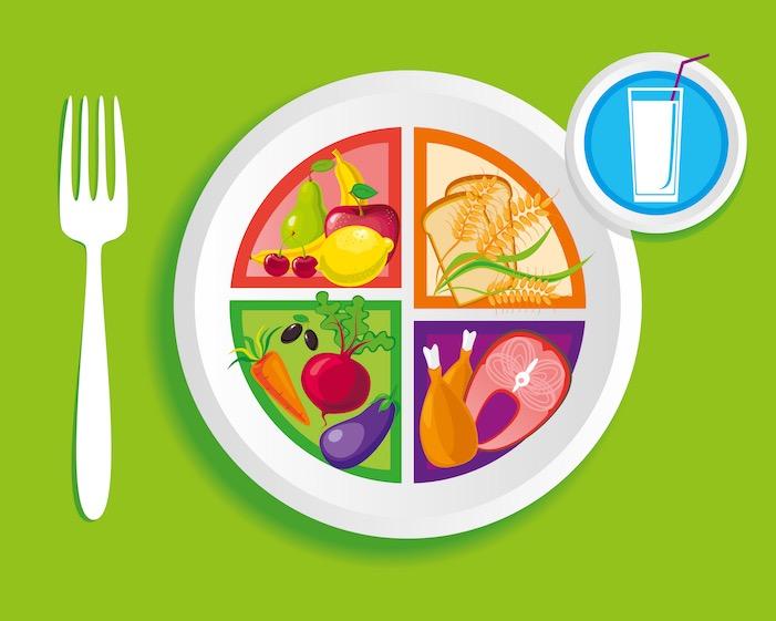 Disfrutar de los beneficios de la comida saludable 1