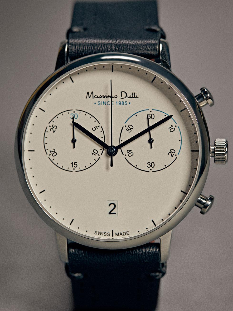 Lo ultimo en relojes masculinos de Massimo Dutti 8