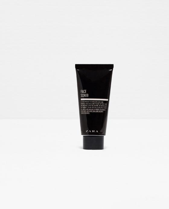 Zara, nueva línea de cosméticos para ellos 2