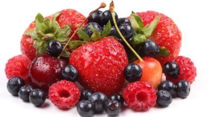 Alimentos con pocas calorías que te ayudan a adelgazar